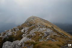 Veliki Sadikovac (Ivica Pavičić) Tags: velebit velikisadikovac mountain mountaineering hiking landscape mountaintop peak clouds mist croatia lika