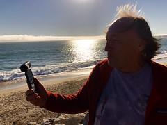 Dr FUTURE radioshow Santa Cruz (larsling) Tags: drfutureshow santacruz california allan sunmarian lundell ksco radiostation siliconvalley nordicimpactweek