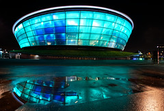Reflections of the Hydro (captures.in.time) Tags: hydro glasgow clyde clydeside sse urban raw urbanphotography glasgowphotography light nightphotography longexposure le affinity canon city cityscape night
