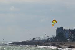 2018_08_15_0185 (EJ Bergin) Tags: sussex westsussex worthing beach seaside westworthing sea waves watersports kitesurfing kitesurfer seafront lewiscrathern