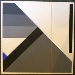 KONSTRUKTION G2  1985 (HolgerArt) Tags: konstruktivismus gemälde kunst art acryl painting malerei farben abstrakt modern grafisch konstruktiv