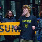 Chicago Sunrise Movement Rallies for a Green New Deal Chicago Illinois 2-27-19 6311 thumbnail