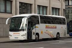Titchen, Benfleet (EX) - YN08 DDL (peco59) Tags: yn08ddl scania k340eb4 k340 irizar century titchenbenfleet reliancecoaches tgm tellingsgoldenmiller coach psv pcv