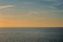 Summer evening at the swedish coast (Pascal Riemann) Tags: abendstimmung minimalistisch boot meer schonen schweden stimmung gewässer landschaft skandinavien fahrzeug kullaberg natur segelboot kullen landscape nature outdoor scandinavia skåne sverige sweden vehicle eveningmood minimalistic mood sea waters