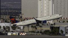 N301DV_LAS_Takeoff_1R (MAB757200) Tags: deltaairlines a321211sl n301dv aircraft airplane airlines airbus airport jetliner las klas runway1r takeoff