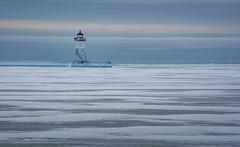 Grand Marais Bay (Mark Polson) Tags: grandmarais mn lighthouse bay