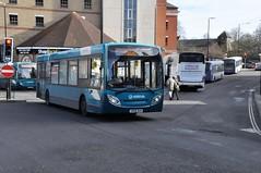 GN58BUH (Common Buzzard) Tags: colchester essex buses busstation arriva vehicle alexander dennis