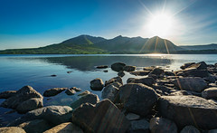 Irland, Connemara (FV1405) Tags: 2018 connemara gegenlicht irland see sonne