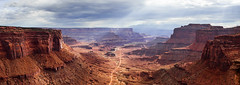 Shafer Canyon Panorama (Duncan Rawlinson - Duncan.co) Tags: 1fbw1wydihp28vxgb1kww3nc1pg3n6sgpn america canyonlands canyonlandsnationalpark canyonlandsnationalparkutahunitedstatesofamerica duncanrawlinsonphoto duncanrawlinsonphotography duncanco hiking iq250 landscape morning park phaseone phaseoneiq250 photobyduncanrawlinson shafercanyonpanorama shotwithaphaseoneiq250 summer sunrise usa unitedstates unitedstatesofamerica utah adventure architecturalelement attraction canyon cliff desert eroded erosion famous final formation geological geology gorge httpsduncanco httpsduncancoshafercanyonpanorama httpswwwblockchaincombtctx57ae0c39a1039caa7b4c09450e642f illuminated landmark mesa moab mountain national natural nature outdoor outdoors red rock sandstone scenic sky southwest stone sun sunset tourism travel united view west western wilderness window