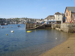 Fowey, Cornwall (RossCunningham183) Tags: fowey cornwall uk england harbour boats maritime history