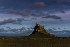 Holy Island (Gopostal1) Tags: holy lindisfarne nikon d750 northumberland sea cloud castle island