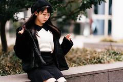 Nene Fujitani (iLoveLilyD) Tags: a7r3 portrait emount ilce7rm3 85mm vscofilm04 sony mirrorless gmlens felens ilovelilyd kodake100g f14 fullframe sel85f14gm primelens α gmaster 2018 gm α7riii tokyo japan 東京都 日本 jp