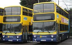 Dublin Bus AV31/46 (00D40031/46). (Fred Dean Jnr) Tags: dublinbus bstone volvo b7tl alexander alx400 av31 av46 00d4003146 broadstonedepotdublin february2013 busathacliath dublinbusyellowbluelivery buseireannbroadstonedepot broadstone dublin x932ycc