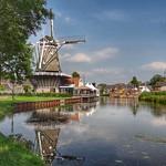 Flour Mill De Hoop, Bunschoten Spakenburg, Netherlands - 2681 thumbnail