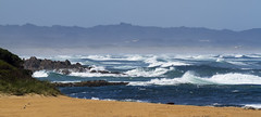 Sometimes it rages (Keith Midson) Tags: beach coast coastline shore shoreline trialharbour tasmania waves ocean sea wave