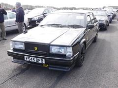 1988 Volvo 740 2.0L F545 DFR (SignumGB) Tags: volvo600 1988 volvo 740 20l f545 dfr