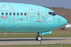 Boeing 737-8HX - D-ASXO - HAJ - 30.03.2019(3) (Matthias Schichta) Tags: haj hannover hannoverlangenhagen eddv planespotting flugzeugbilder sunexpress dasxo boeing b737800