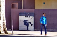 68 Paris en Mars 2019 - boulevard Jourdan (paspog) Tags: paris france mars march märz boulevardjourdan graffiti tags graffitis streetart mural murals fresque fresques 2019