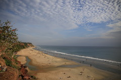 Varkala.India (VincenzoMonacoo) Tags: canon 6d tamron 2470 india travel adventure nature leica nikon kerala varkala beach sea sky clouds