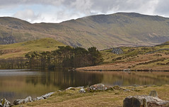 Wales - Snowdonia - Cregennan Lakes (Harshil.Shah) Tags: wales great britain greatbritain gb united kingdom unitedkingdom uk snowdonia cymru cregennan lake reflection water nature national park snowdonianationalpark europe landscape cottage house trees