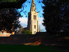 St.Mary's Church (davepickettphotographer) Tags: buckden village cambridgeshire huntingdonshire huntingdon uk east eastern england eastmidlands buckdentowers katherineofaragon historic stmaryschurch church parish grounds