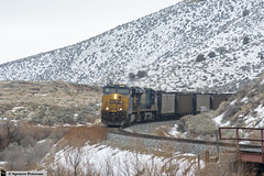 CSXT Led Coal Train (Utah3002) Tags: csxt892 csxt5323 unionpacific up csxt csx trains cwelb911 cwelb9 coaltrain utahtrains railfans utah railroads railways