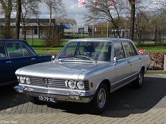 1973 FIAT 130 3200 Berlina (peterolthof) Tags: peterolthof oosterwolde montagnadoro 1379xl
