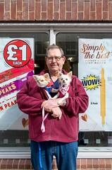 Bargain! (sasastro) Tags: streetphotography dogs stives cambridgeshire