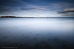 Tayport (www.stevenrobinsonpictures.com) Tags: longexposure scotland tayport harbour water clouds minimalist leefilters 10stopfilter gradnd