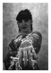 FILM - WPS Model Session-8 (fishyfish_arcade) Tags: analogphotography bw blackwhite blackandwhite filmphotography filmisnotdead istillshootfilm kodak monochrome nikonf80 tmaxp3200 analogcamera film mono portrait nikkor50mmf18afd tmax 3200