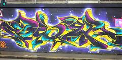 Street Art Rennes (claude 22) Tags: graffiti paint aero graffeur painting claude22 arteenlacalle pinturaenlasparades streetart urbanart vividcolor graff urban arte city rennes bretagne roazhon breizh france francia brittany bretagna bretaña