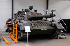 Leopard 1 Simulator (270862) Tags: puma munster tank panzer museum simulator cruiser a34 comet t62 jagdpanzer kürassier leopard1