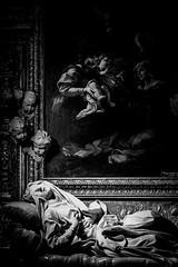 Estasi della beata Ludovica Albertoni di Gian Lorenzo Bernini (carlo.cedda) Tags: bernini trastevere roma2015