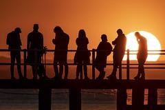 Orange hours (Cristiano Pelagracci) Tags: sun sunset orange silhouette trasimeno trasimenolake lake lago umbria italy montedellago canon nature tramonto people paesaggi paesaggio