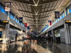 Washington Dulles Airport IAD Terminal B - Chantilly VA (mbell1975) Tags: chantilly virginia unitedstatesofamerica us washington dulles airport iad terminal b va lughawe lufthavn flughafen aeropuerto aéroport aeroport aeroporto vliegveld lufthamn havaalani aerodrom flygplats