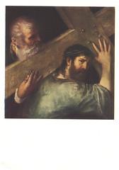 17) ТИЦИАН (ТИЦИАНО ВЕЧЕЛЛИО) [Tiziano Vecellio)] (1485/90-1576). Несение креста. 1560-е (eugenio127) Tags: тицианвечеллио tizianovecellio тициан tiziano иисусхристос ἰησουσχριστόσ jėzuskristus jesus gesù jēzuskristus итальянскаяживопись italianpainting hermitagemuseum renaissance итальянскоевозрождение ренессанс italianrenaissance rinascimentoitaliano эрмитаж muséedelermitage эрмітаж eremitage ermitaaž eremitaaši ermitažas valstsermitāža 埃尔米塔日博物馆 искусство menas māksla мастацтва изкуство فن kunst arte art 芸術 живопись жывапіс malerei painting pintura peinture pittura 絵画 кескіндеме tapyba glezniecība maalikunst malarstwo resim живопис καρτποστάλ képeslevelezőlap razglednica пощенскакартичка גלויה cartolinapostale tarjetapostal cartepostale postkaart 明信片 поштовалистівка паштоўка kartkapocztowa ansichtskarte открытка набороткрыток postcards atvirukai atvirukųkomplektas pastkarte pastkaršukomplekts филокартия