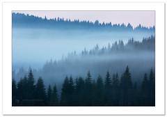 Zig-zag (Horia Bogdan) Tags: morning mist transylvania romania carpathians mountains horiabogdan