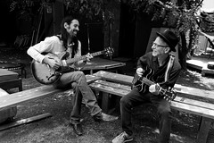 album cover (krosencreations) Tags: blues csun franklinbluesband jerryrosen johnsikora kateannerosen band guitar guitarist photography photoshoot