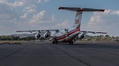 D75_6812 (crispiks) Tags: nikon d750 1635 f4 boomer bomber 391 conair cgvfk emv abx albury airport aircraft plane water lat