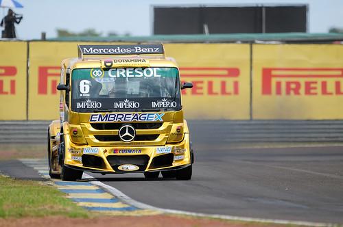 13/04/19 - Sábado de definição do grid de largada da Copa Truck em Campo Grande - Fotos: Duda Bairros