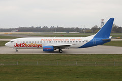 Jet2 737-85P (nickchalloner) Tags: ggdff boeing 73785p 737800 737 b737 85p 800 737ng jet2 holidays ls exs london stansted airport egss stn