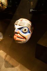 Heiltsuk mask man of the sea