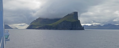 Threading Through the Faroe Islands (photo 2 of 2) (Brit 70013 fan) Tags: faroeislands norrona cruise ship ferry cruiseferry iceland denmark smyrilline eysturoy bordoy kalsoy trollanes