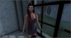 # 283 LSR MODA (Mysterieuse Lady) Tags: lsr moda dress roxana y