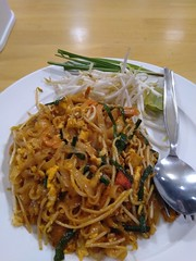 Thai dinner at Mobile Steak, Bangkok (Thailand) (Loeffle) Tags: 112018 thailand bangkok restaurant mobilesteak thaifood thailändischesessen dinner abendessen