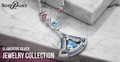 Glamorous Silver Jewelry Collection (incsilverpalace) Tags: buy silver jewelry wholesale price high quality