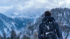 Wander in the snow (Madpenguin Photo) Tags: snow grenoble isere rhonealpes france hiking rando alpes alps belledonne lacachard chamrousse raquettes neige montagne moutains