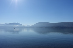 Bauges @ Lake Annecy @ Petit Port @ Annecy-le-Vieux (*_*) Tags: sunny february afternoon winter hiver 2019 europe france hautesavoie 74 annecy annecylevieux savoie lacdannecy lakeannecy petitport lac lake bauges semnoz