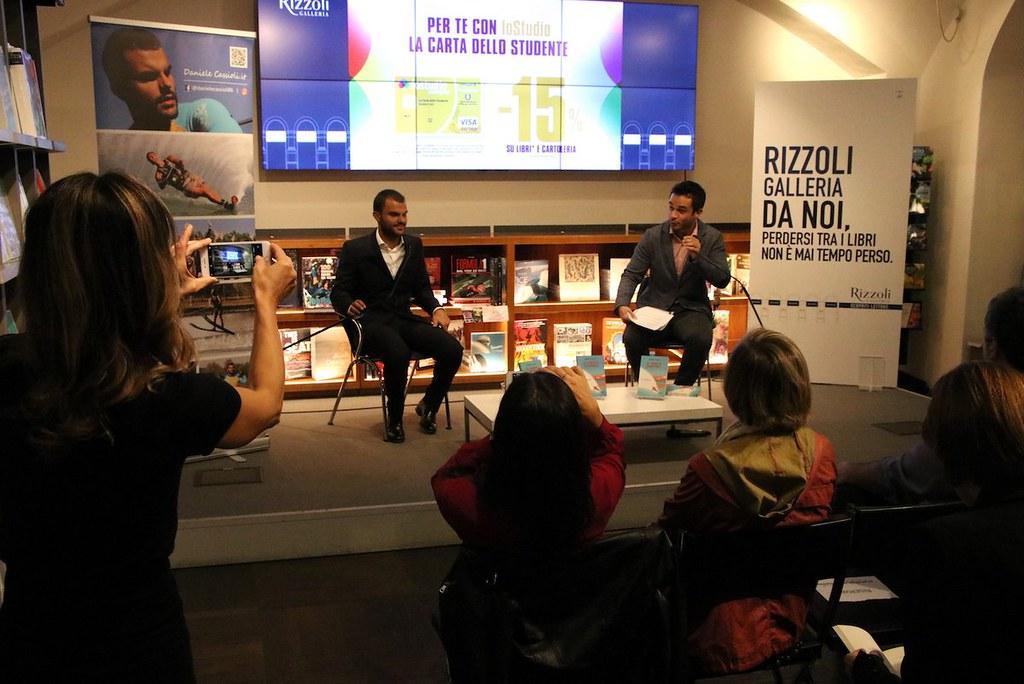 Libreria Rizzoli Milano 2018