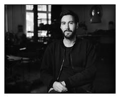 * (Silkan Sippi) Tags: 4x5 fomapan400 rodinal bw analog darkroom scan epsonv750 sheet film schneiderkreuznach symmar 150mm f56 cambosc2 schwarzweiss portrait